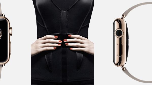 Neu: Apple Watch und rote Nägel leicht gemacht