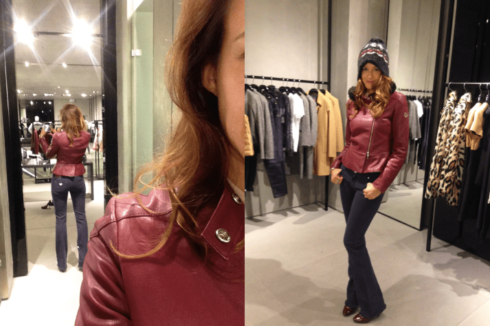 Armani Jeans Store Styling Outfit Streetstyle Modepilot