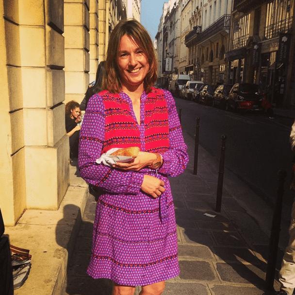 Barbara Markert Paris Modepilot