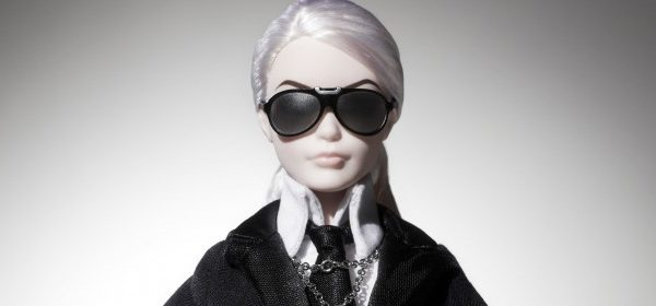 Barbie by Karl Lagerfeld