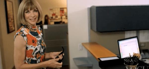 Vogue-Video mit 73 Fragen an Anna Wintour