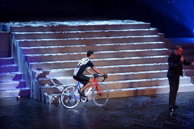 Gaultier Miss biciclette