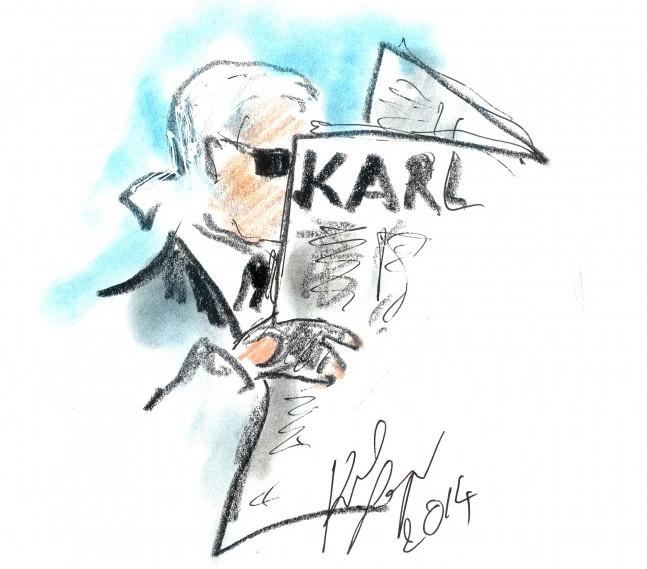 KL sketch
