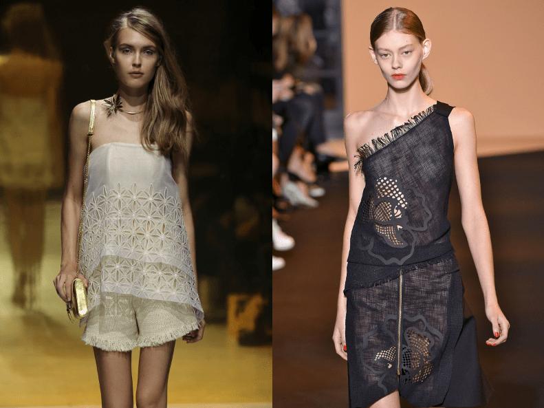 Kaviar Gauche Fransen Roland Mouret Trends Modetrends 2015 Modepilot