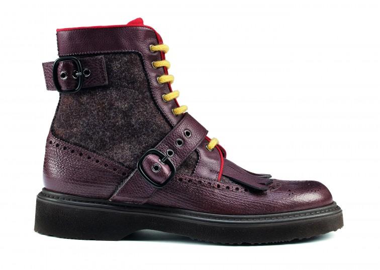 SANTONI FW 2014-2015 WOMAN 11_ ankle boot