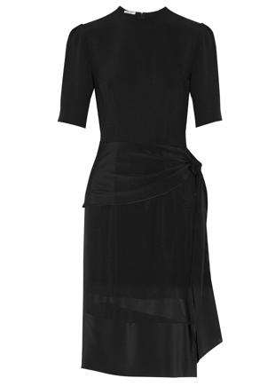 Miu Miu black dress The Outnet