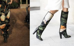 Boots Hermès Pierre Hardy Mdepilot