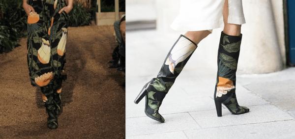 Pierre Hardy – Vorteil von Schuh Shows