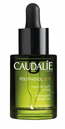 Caudalie_Polyphenol C15_Overnight Detox Oil