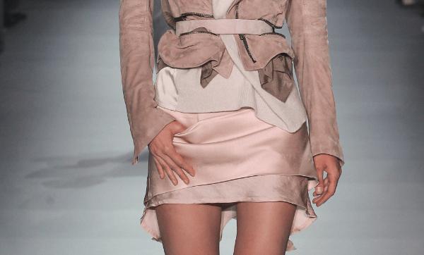 Trends Sommer 2015: Vokuhila-Röcke