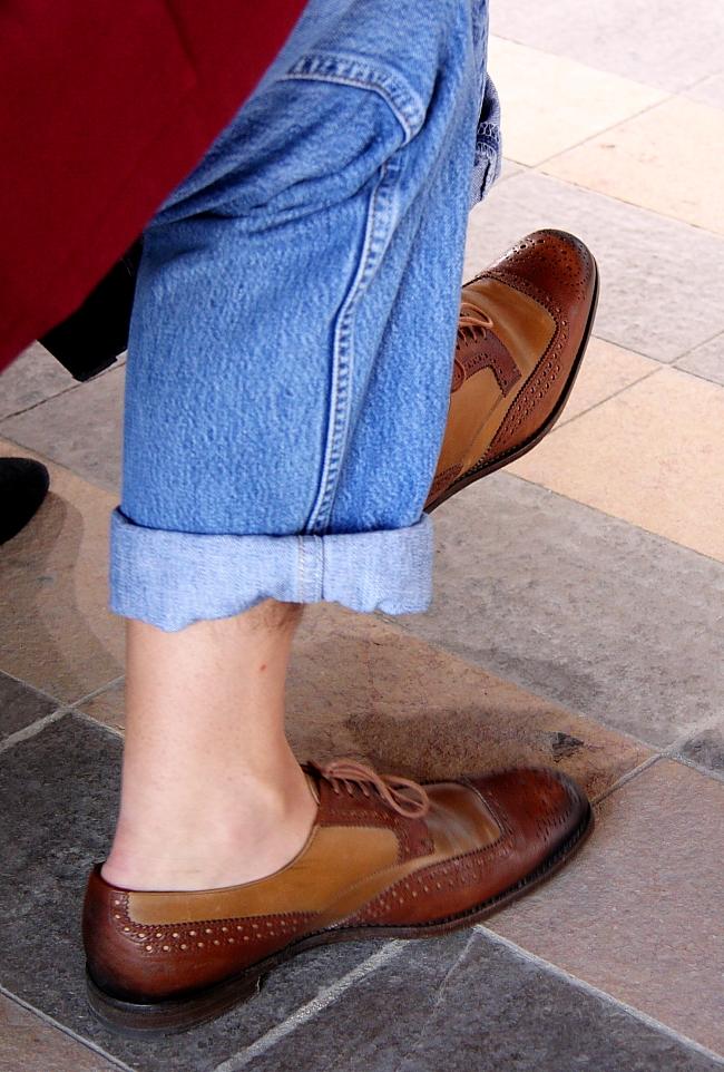 Manner Beine Rasiert-TRend-Modepilot