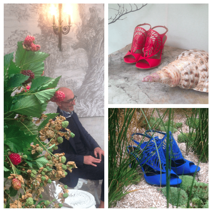 Pierre Hardy shoes Hermès