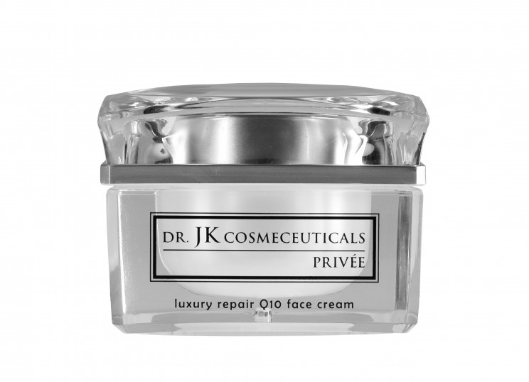 luxury repair Q10 face cream von DR. JK COSMECEUTICALS PRIVÉE