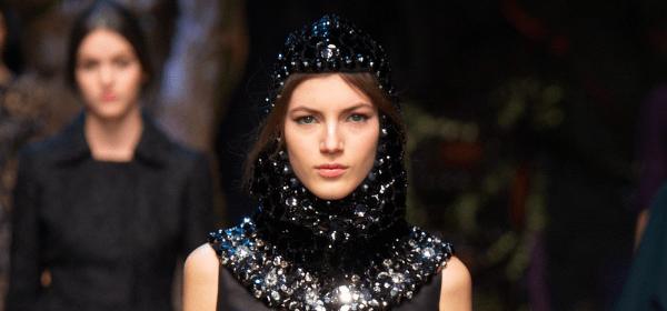 Mützentrend von Dolce & Gabbana