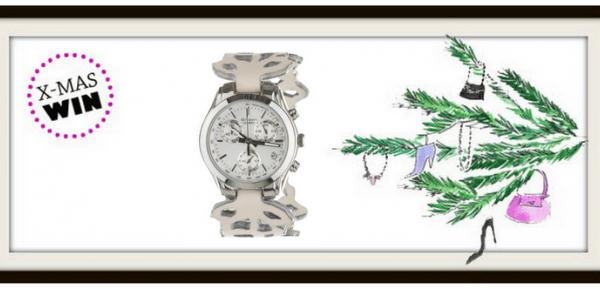 Weihnachtsgewinnspiel: Sheen-Uhr by Kaviar Gauche