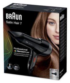 Braun Satin Hair 7 groß