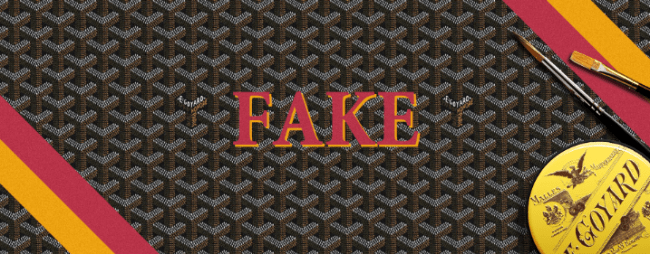 Goyard Fake Modepilot