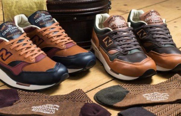 Da stehen wir drauf: New Balance 1500 - Gentleman's Choice
