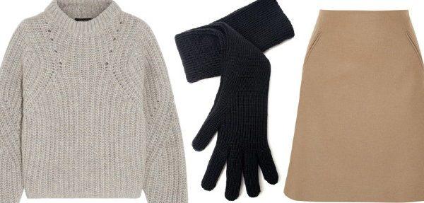 Warme Outfits für den Weihnachtsmarkt