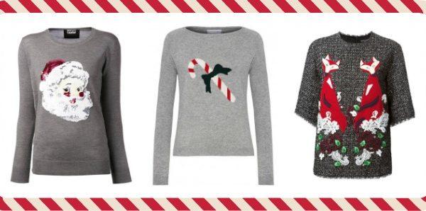 Der schreckliche Weihnachts-Pullover