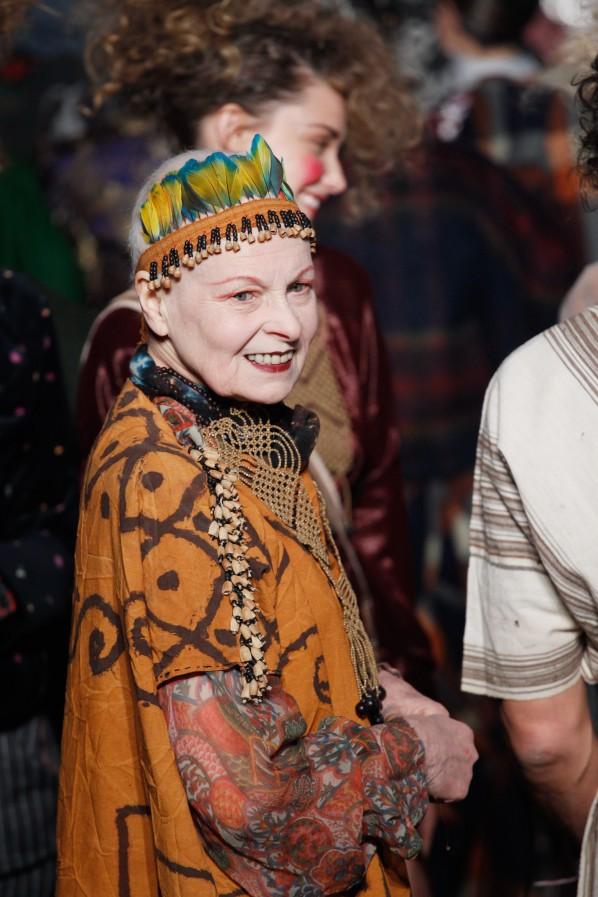 Vivienne Westwood: Kämpferin für eine ökologischere Modeproduktion