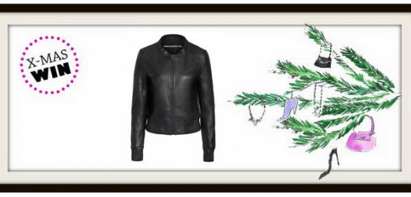 Weihnachtsgewinnspiel: Lederjacke von Drykorn