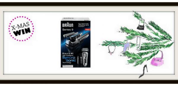 Weihnachtsgewinnspiel: Braun Series 9