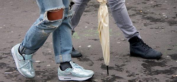 Rückblick 2014 + Umfrage: Destroyed Jeans