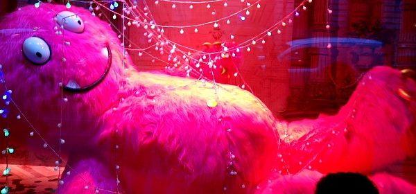 Weihnachtsschaufenster 2014 aus Paris