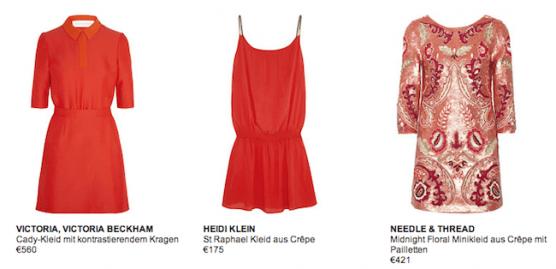 Rote Kleider Net-a-porter