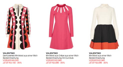 Cocktailkleider von Valentino Kleider Modepilot
