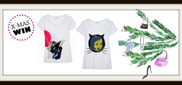 Weihnachtsgewinnspiel: T-Shirts von Des Artistes
