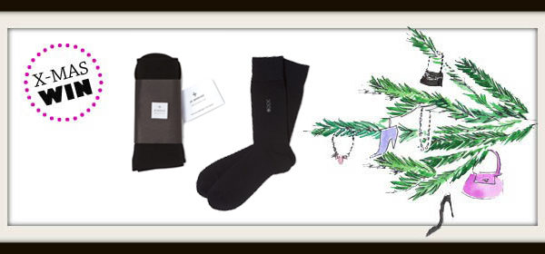 Weihnachtsgewinnspiel: Smarte Socken von St. Antoni