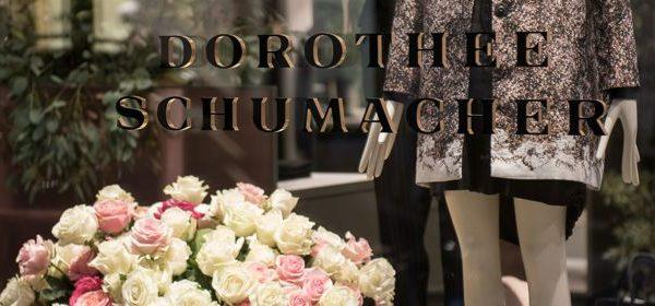 Dorothee Schumacher: Weihnachtsstress, Adé!