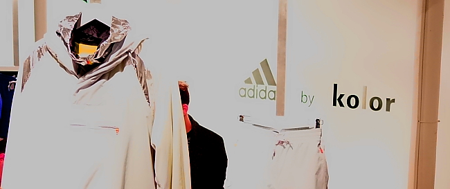 Adidas x Kolor Aufmacher