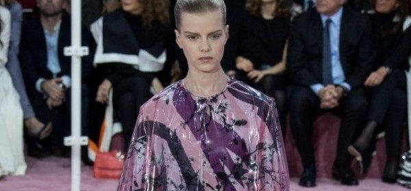 Haute Couture Regenmäntel von Dior