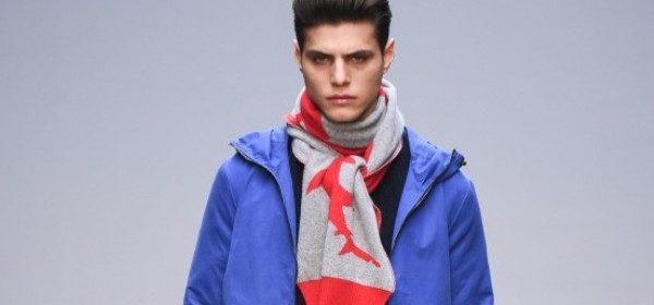 Herrenschauen: Trend Kobaltblau & Rot