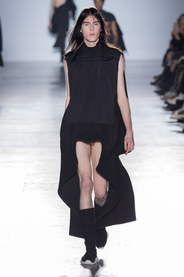 Miniskandal der Mens Fashionweek Paris: #dickowens