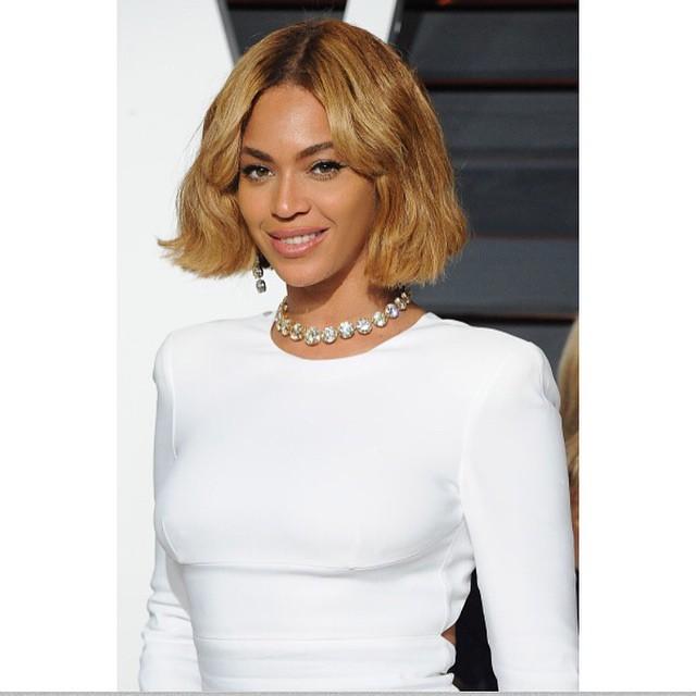 Beyonce Oscar Kleid