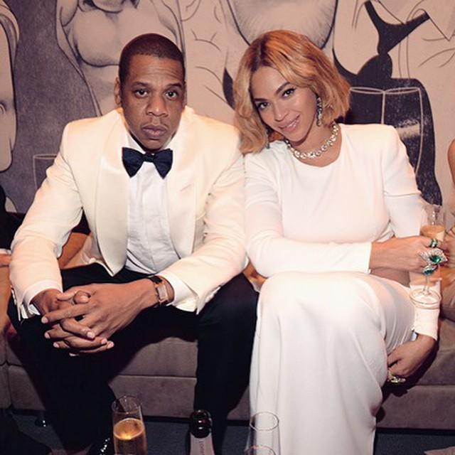 Beyonce Jay Z Oscar 2015