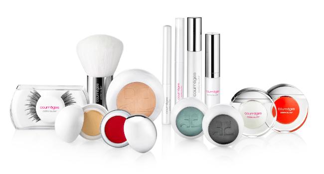 Courrèges Estée Lauder Make-up Modepilot 2015