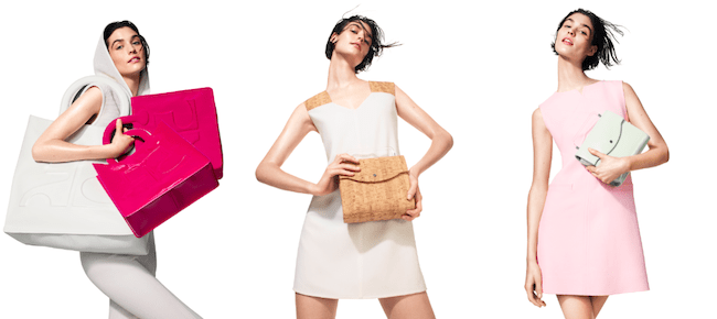 Courrèges Spring Summer 2015 Collection bags Modepilot