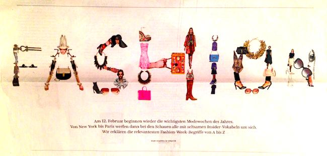 Fashion-ABC Modepilot Süddeutsche