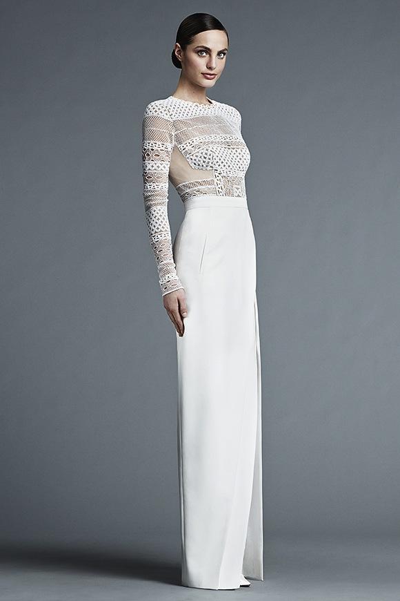 J.Mendel Brautkleid Hochzeitskleid Modepilot Hochzeitsspezial