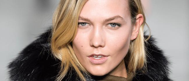 Karlie Kloss Jason Wu Modepilot 2015 Make-up Trend