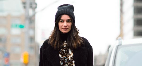 Leila Yavari – New York Streetstyle