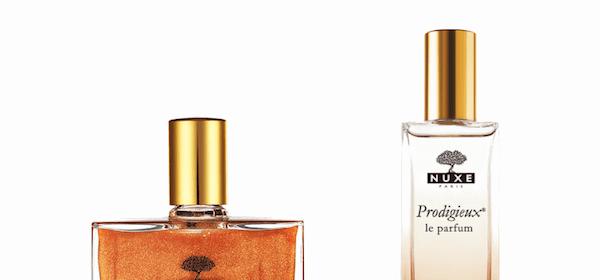 Nuxe: auf Körperöl folgt das Parfum