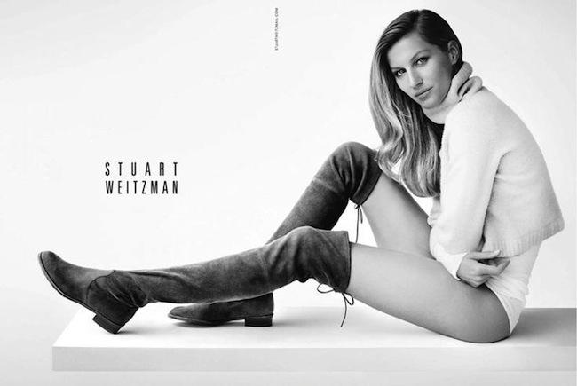 Stuart Weitzman Lowland boot Schwangerschaftsmode Modepilot Giselle