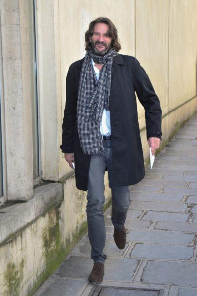 Streetstyle winter eye catcher schal - Hermes schal herren ...