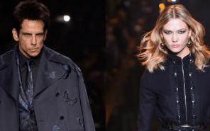 Ben Stiller Karlie Kloss Look Zoolander Elie Saab Valentino Modepilot